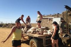 Letsatsi la Africa Volunteers